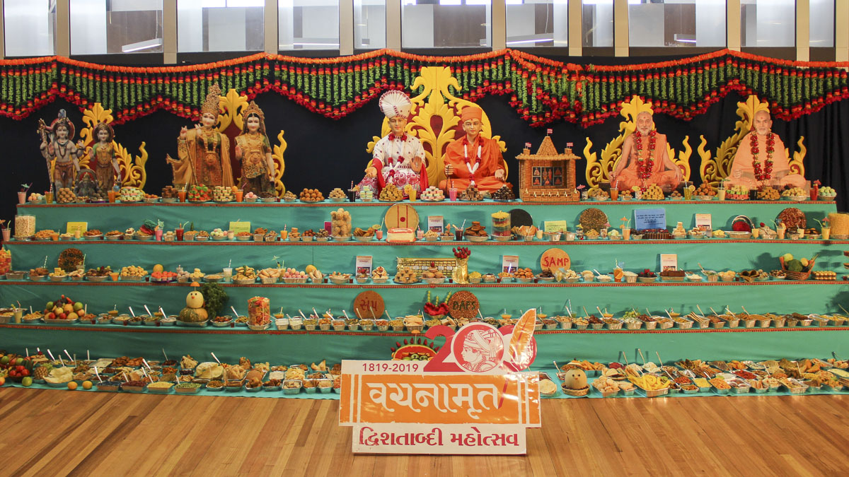 Diwali and Annakut Celebration 2019, Geelong