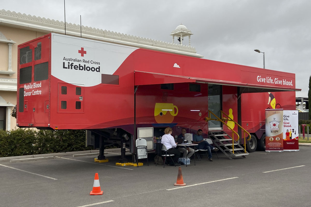Blood Donation Camp 2019, Adelaide