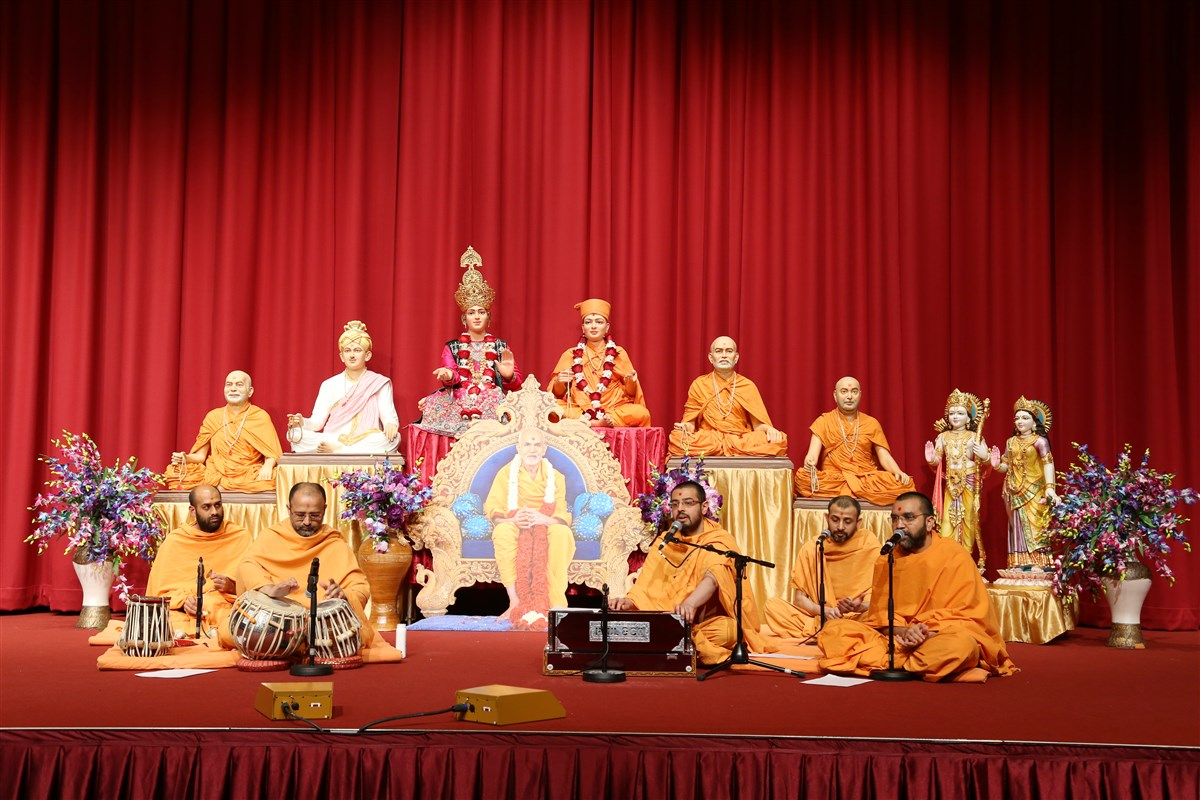 Shri Swaminarayan Jayanti Celebrations, London, UK