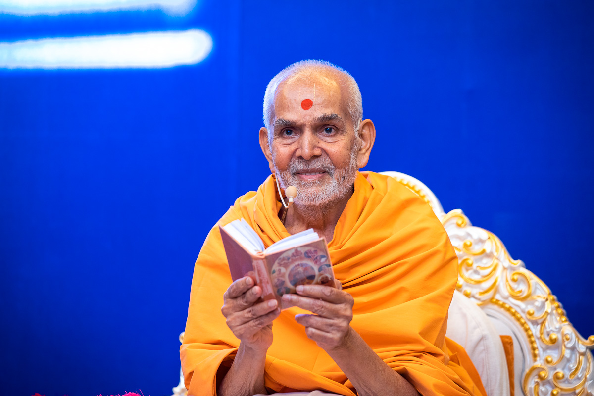 Swamishri discourses on the Shikshapatri