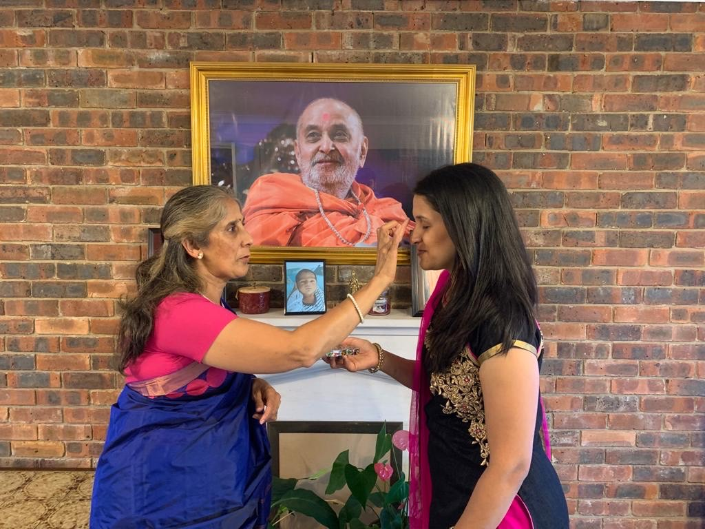 Mahila Celebrations at Home, UK & Europe