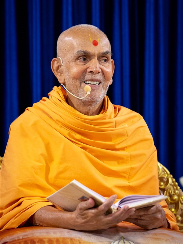 Swamishri discourses on the Swamini Vato