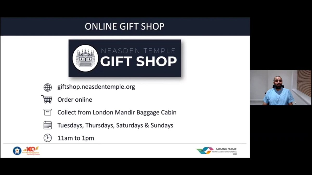 The Gift Shop also moved online to <a href='https://giftshop.neasdentemple.org/' target='blank' style='text-decoration:underline; color:blue;'>giftshop.neasdentemple.org</a>, as a 'click and collect' service and now also with delivery available to anywhere in the UK within 5 working days