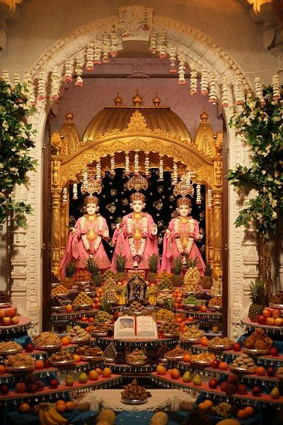 10th Anniversary Celebrations of BAPS Shri Swaminarayan Mandir, London