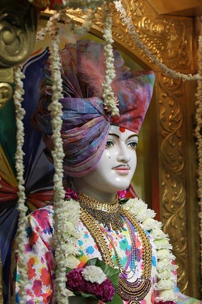 Brahmaswarup Bhagatji Maharaj Birthday Celebrations at BAPS Shri Swaminarayan Mandir, London