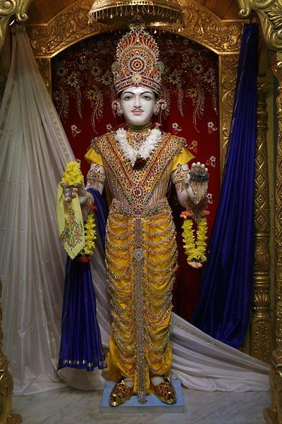 Shri Swaminarayan Jayanti and Ramnavmi Celebrations