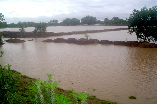 Widespread damage caused by recent floods,Bochasan
