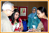 BAPS Akshar Health Committee host Health Awareness Day at BAPS Shri Swaminarayan Mandir, London