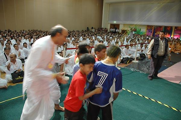 Day 2 - National Family Shibir 2004  -