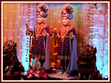 50th Patotsav of BAPS Shri Swaminarayan Mandir,photos