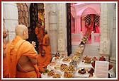 7th September 2004 - Janmasthami and London Mandir Patotsav Ceremony