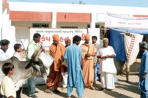 krlavada Relief Material Distribution  -