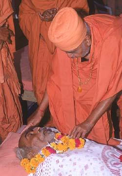 11 to 12 November 1999, Bhadra