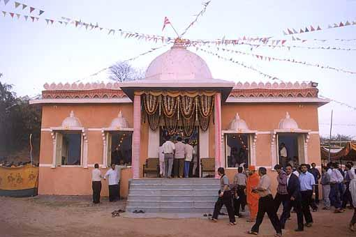 Shree Swaminarayan Mandir Tithor