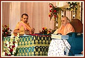 Puja and Diksha