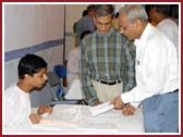 BAPS Medical Fair - 2003, Edison, NJ, USA