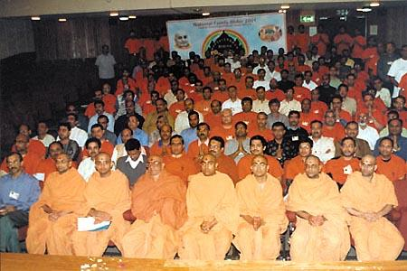 The Annual National Family Shibir 2001 -