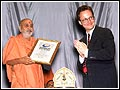 Guinness World Records Honors HDH Pramukh Swami Maharaj for Two World Records