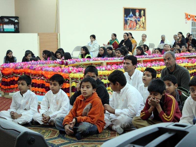 Pramukh Swami Maharaj's 90th Birthday Celebration<br>Orangeburg -