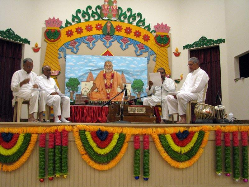 Pramukh Swami Maharaj's 90th Birthday Celebration<br>San Antonio -