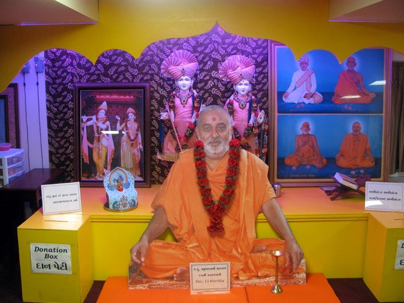 Pramukh Swami Maharaj's 90th Birthday Celebration<br>Seattle -
