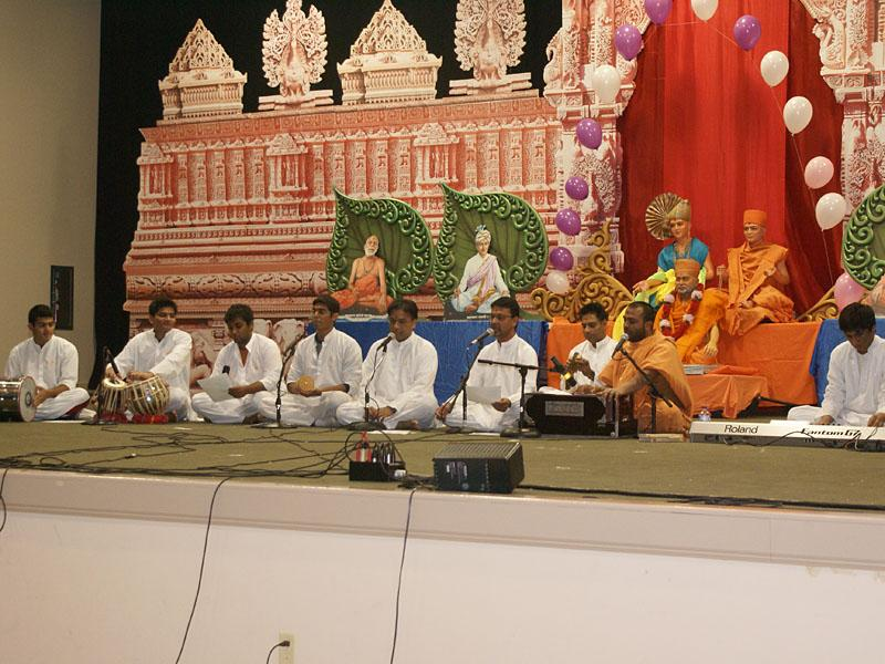 Pramukh Swami Maharaj's 90th Birthday Celebration<br>Dallas -