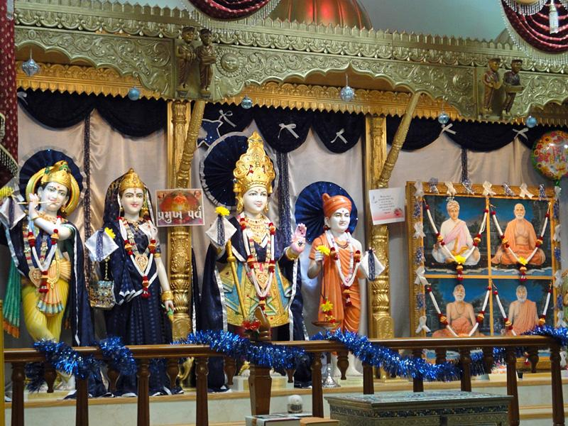 Pramukh Swami Maharaj's 90th Birthday Celebration<br>Harrisburg -
