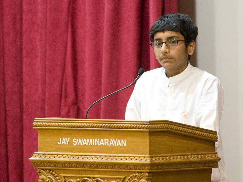 Pramukh Swami Maharaj's 90th Birthday Celebration<br>Jersey City -