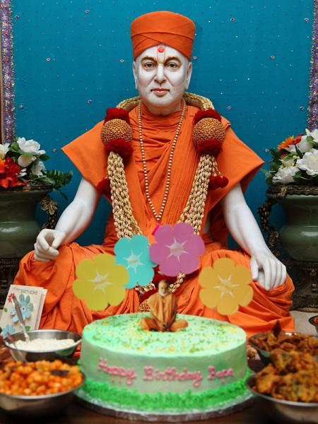 Pramukh Swami Maharaj's 90th Birthday Celebration<br>Los Angeles -