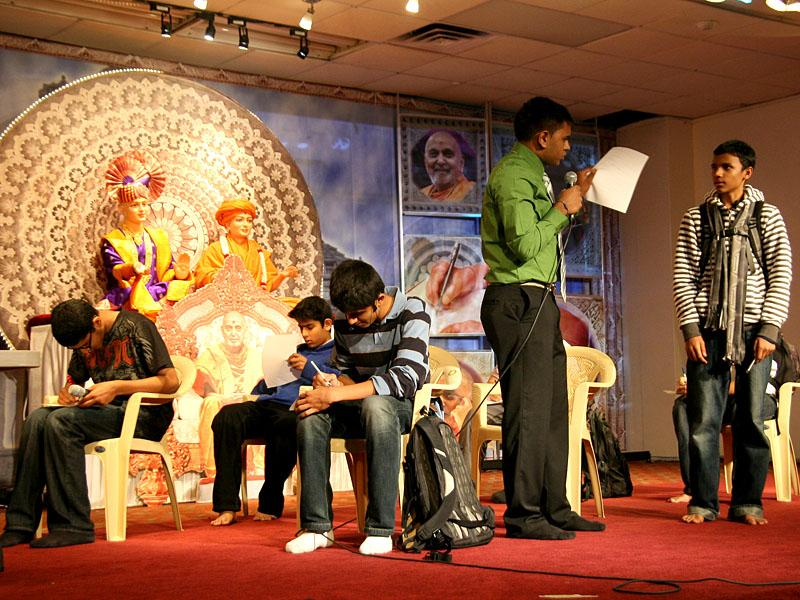 Pramukh Swami Maharaj's 90th Birthday Celebration<br>New York -