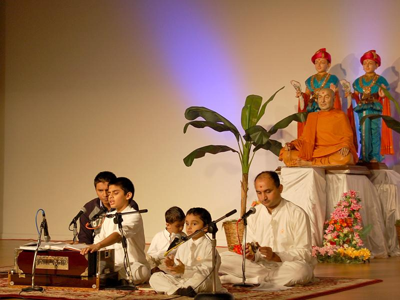 Pramukh Swami Maharaj's 90th Birthday Celebration<br>St. Louis -