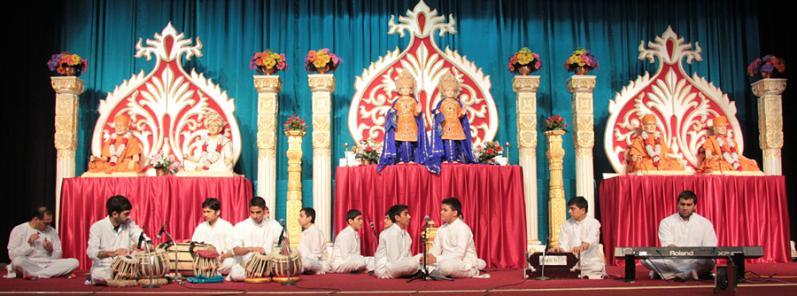 Pramukh Swami Maharaj's 90th Birthday Celebration<br>Toronto -