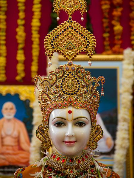Ghanshyam Maharaj to be consecrated at BAPS Shri Swaminarayan Mandir at Ugamedi, India
