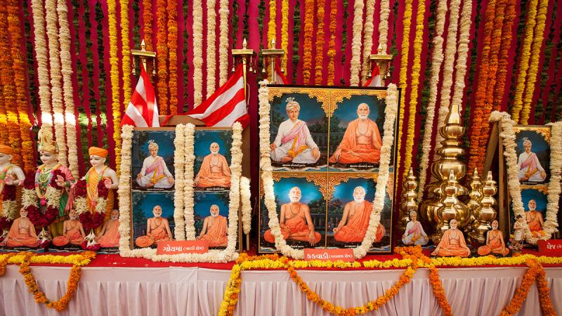 Murtis and kalashas to be consecrated at various BAPS Shri Swaminarayan Mandirs