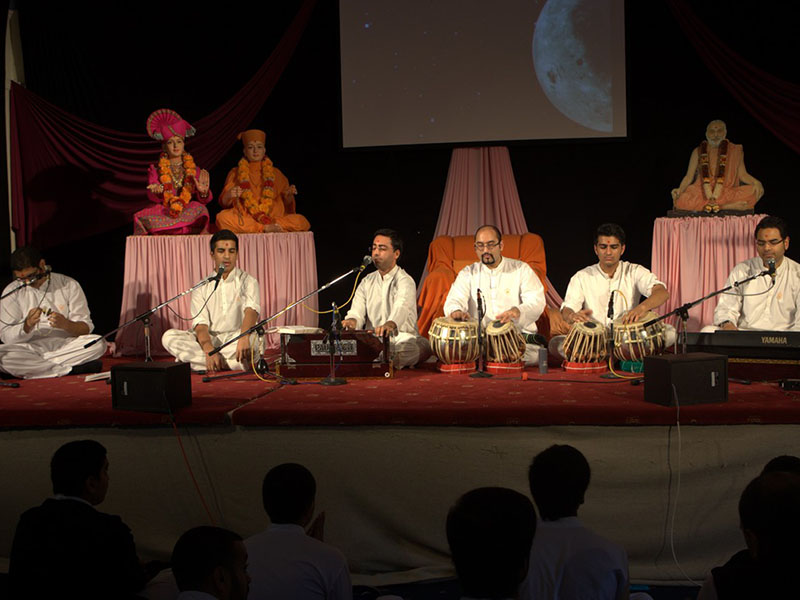 Sharad Purnima - Birth Celebrations of Aksharbrahman Gunatitanand Swami, Birmingham
