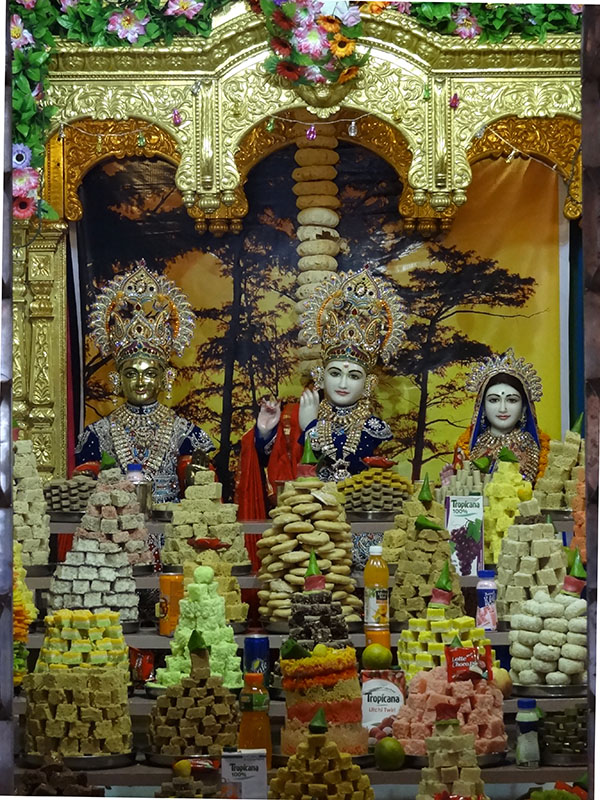 Annakut Celebrations, Nadiad
