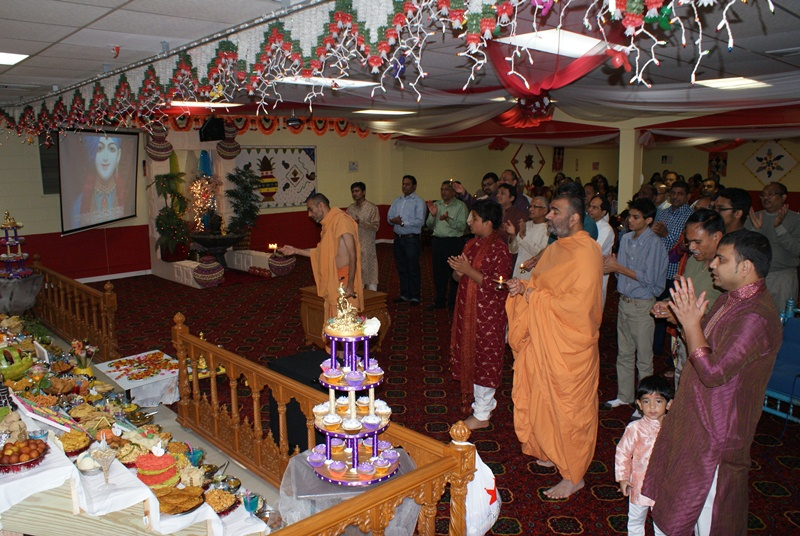 Diwali and Annakut Celebrations, Roanoke, VA