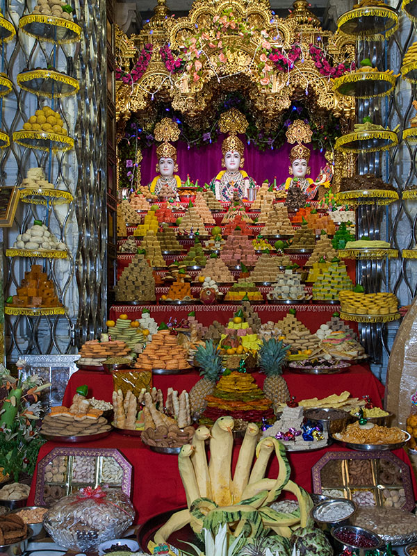 Annakut Celebrations, Mumbai