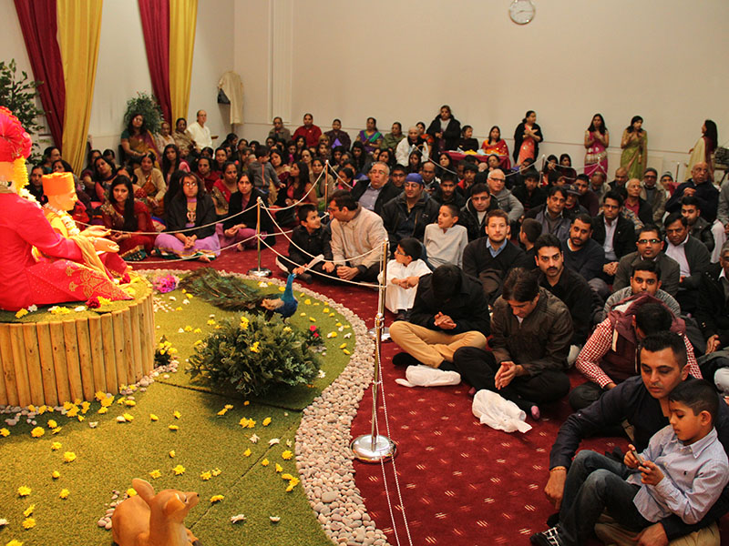 Annakut Celebrations, Coventry