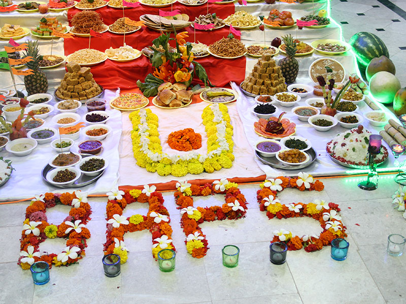 Annakut Celebrations, Muscat