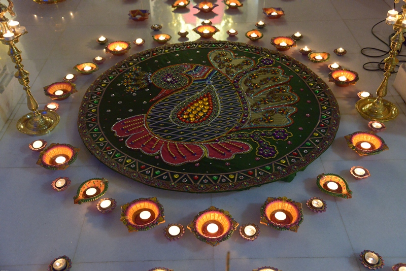 Diwali and Annakut Celebrations, Toronto, Canada