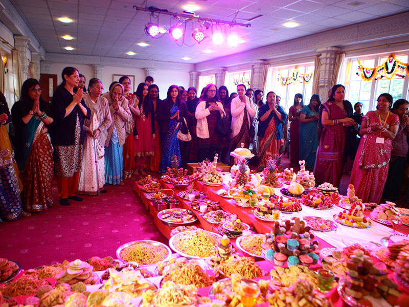 Annakut Celebrations, Birmingham