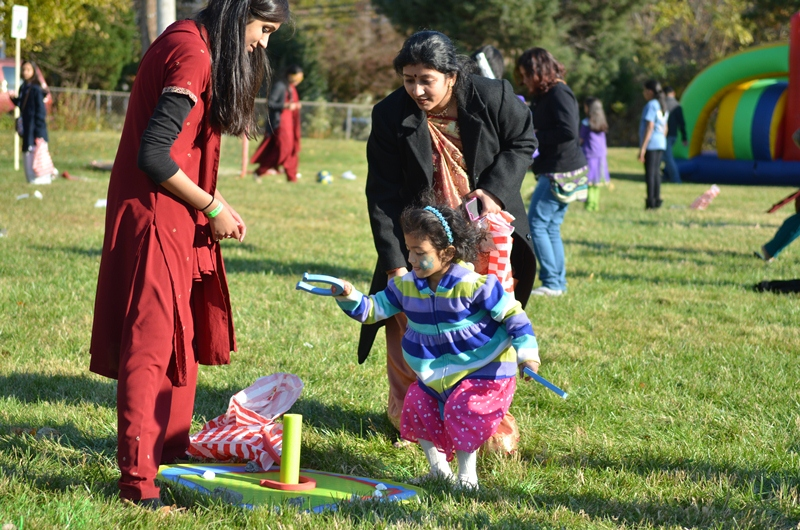 Children's Diwali Celebrations 2013, Washington DC, MD