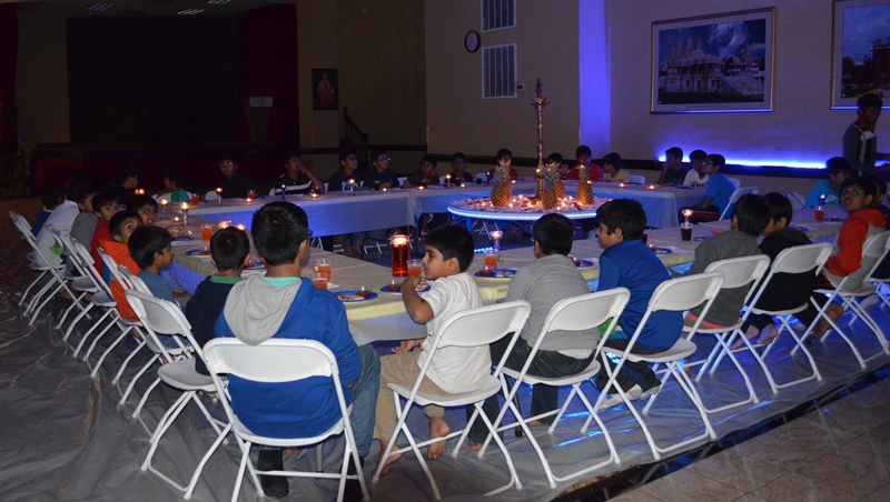 Children's Diwali Celebrations 2013, Perry, GA
