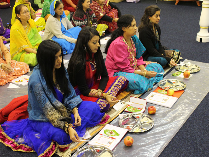 Diwali Chopda Pujan, Loughborough