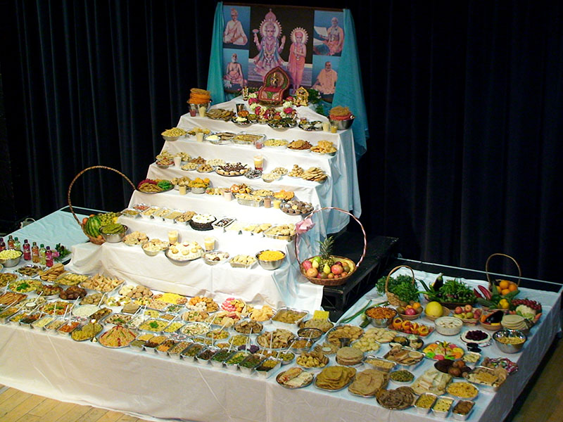 Annakut Celebrations, Havant, UK
