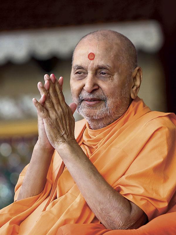 pramukh swami maharaj hd
