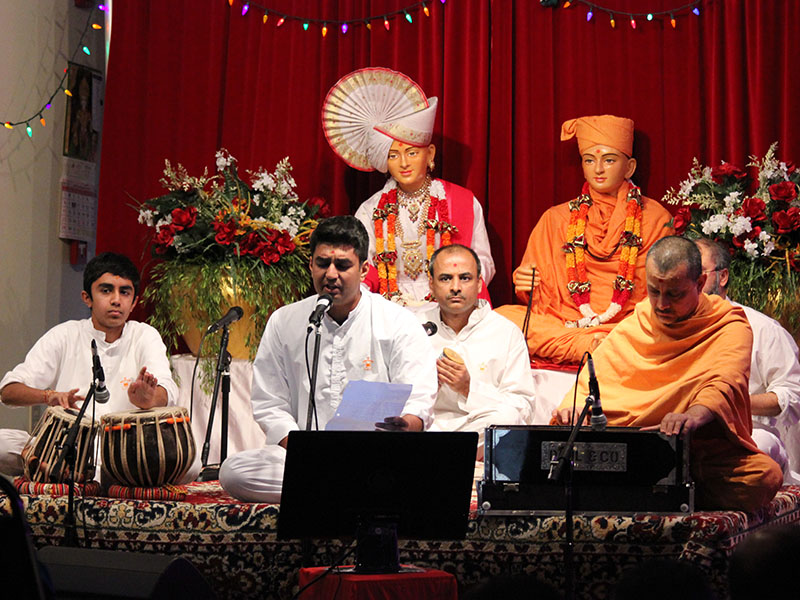 Pramukh Swami Maharaj's 93rd Birthday Celebration, Columbus, OH