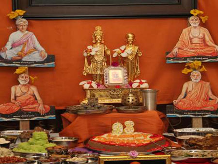 Pramukh Swami Maharaj's 93rd Birthday Celebration, Doha