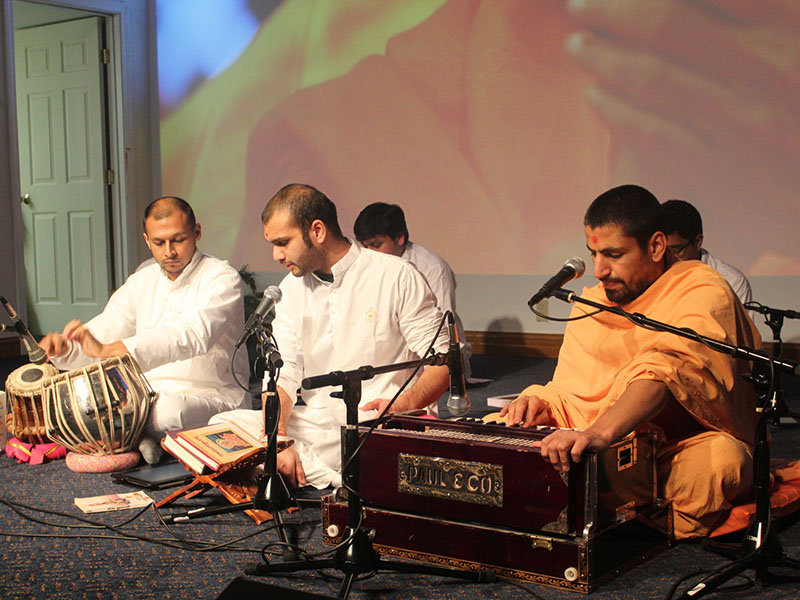 Pramukh Swami Maharaj's 93rd Birthday Celebration, Boston, MA
